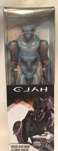 """Promethean Forerunner Soldier 12"""" Highly Posable Figure Halo"""