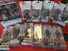 RARE McFarlane Action Figures ! Assassin's Creed & Halo !! B