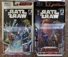 Rare Star Wars EU Comic Packs Action Figure Lot #81 & #96 MI