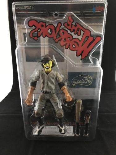 rare the warriors furies yellow face dirty
