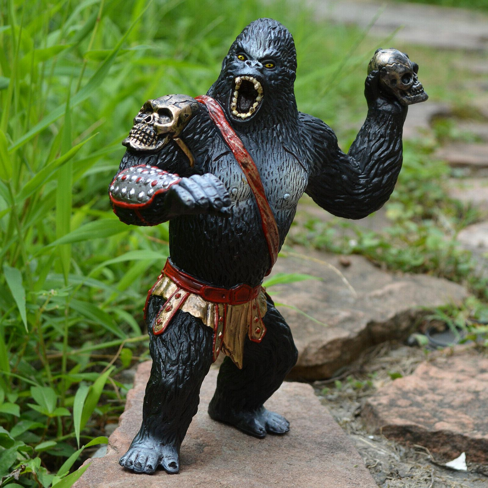 replica king kong gorilla model action figure