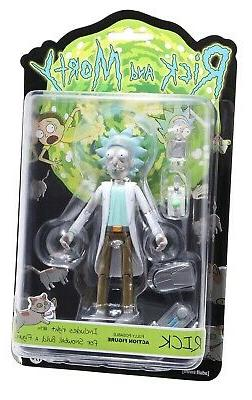 Funko Rick and Morty: Rick Fully Posable Action Figure Item