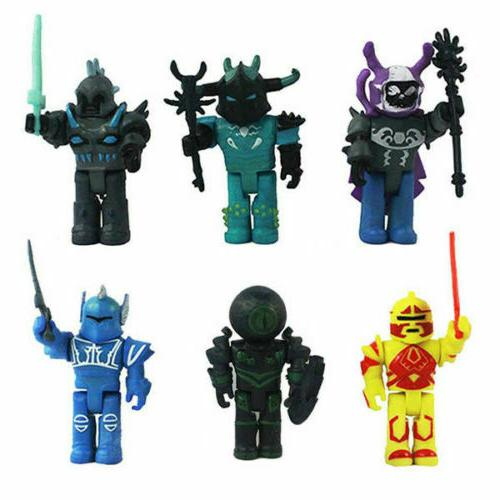 Roblox Action Figures Game Character Set Cake Toys