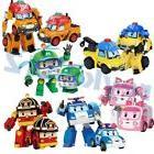 Robocar Poli Transformation Robot Car Movie Action Figure To