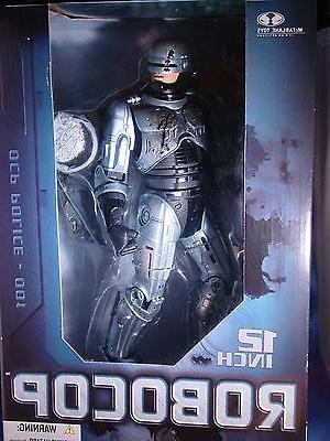 "Robocop 12"" Action Figure - Battle Damaged Version McFarlane"