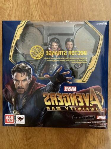s h figuarts marvel avengers infinity war