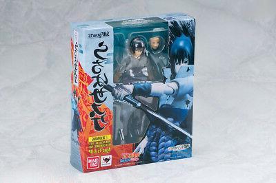S.H.Figuarts Naruto Uchiha Sasuke Tamashii PVC Action Figure