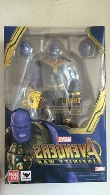 S.H.Figuarts SHF Marvel Avengers Infinity War Thanos Action