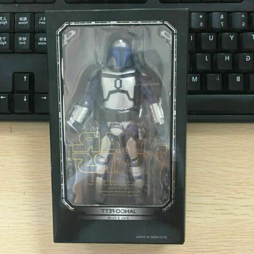 S.H.Figuarts SHF Star Wars Jango Fett PVC Action Figure Coll