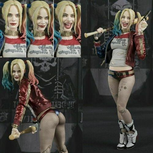 s h figuarts shf suicide squad harley
