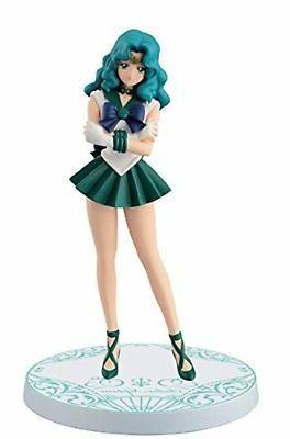 "Banpresto Sailor Moon 6.3"" Sailor Neptune Figure Free Ship w"