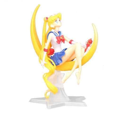 sailor moon tsukino usagi action figure collection