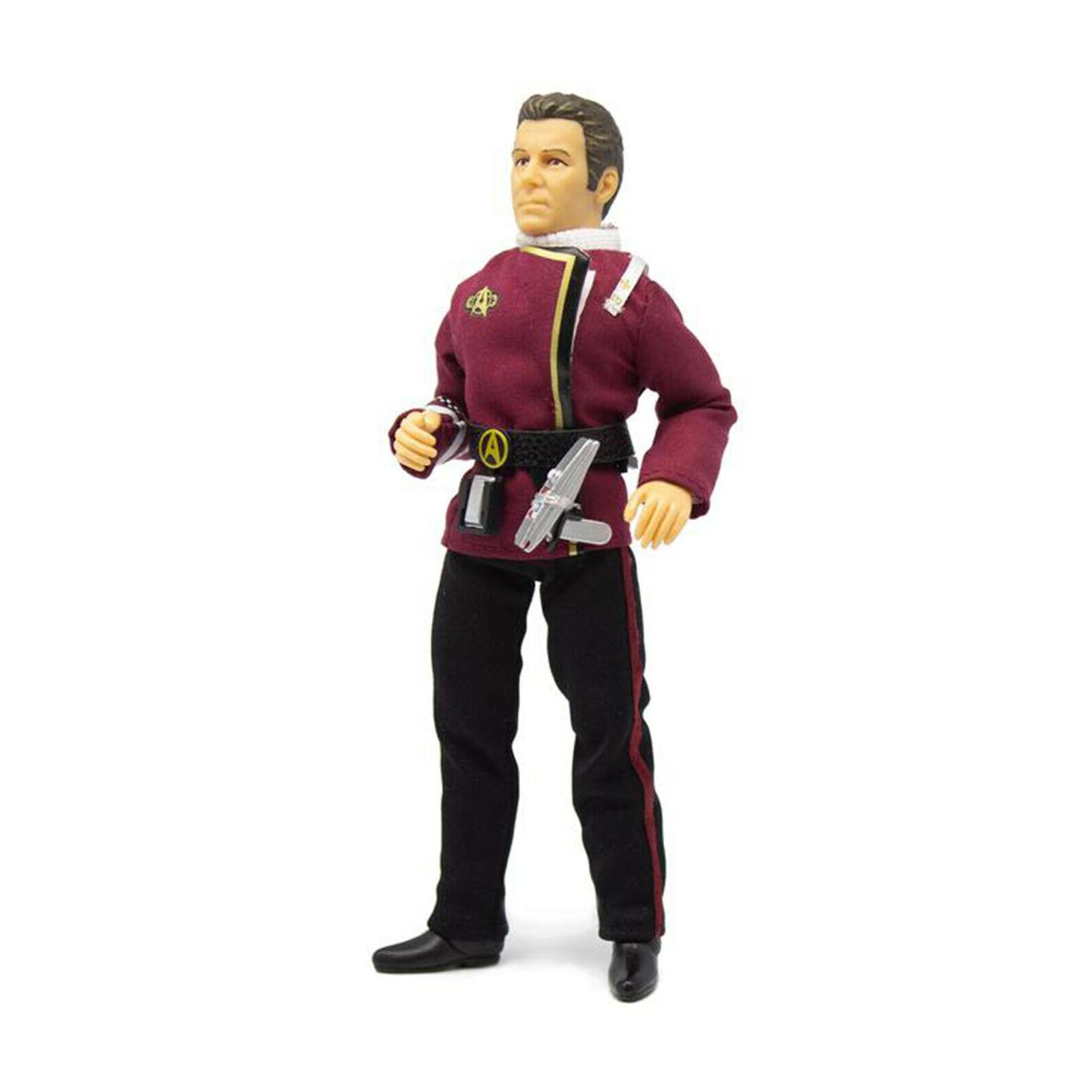 Mego Sci-Fi Trek Wrath Of Kirk Action Figure NEW