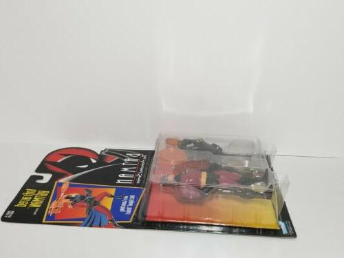 Sealed Animated Series Infrared Action Figure