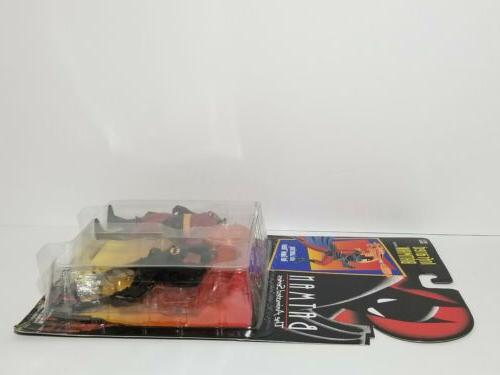Sealed 1993 Animated Infrared Action Figure