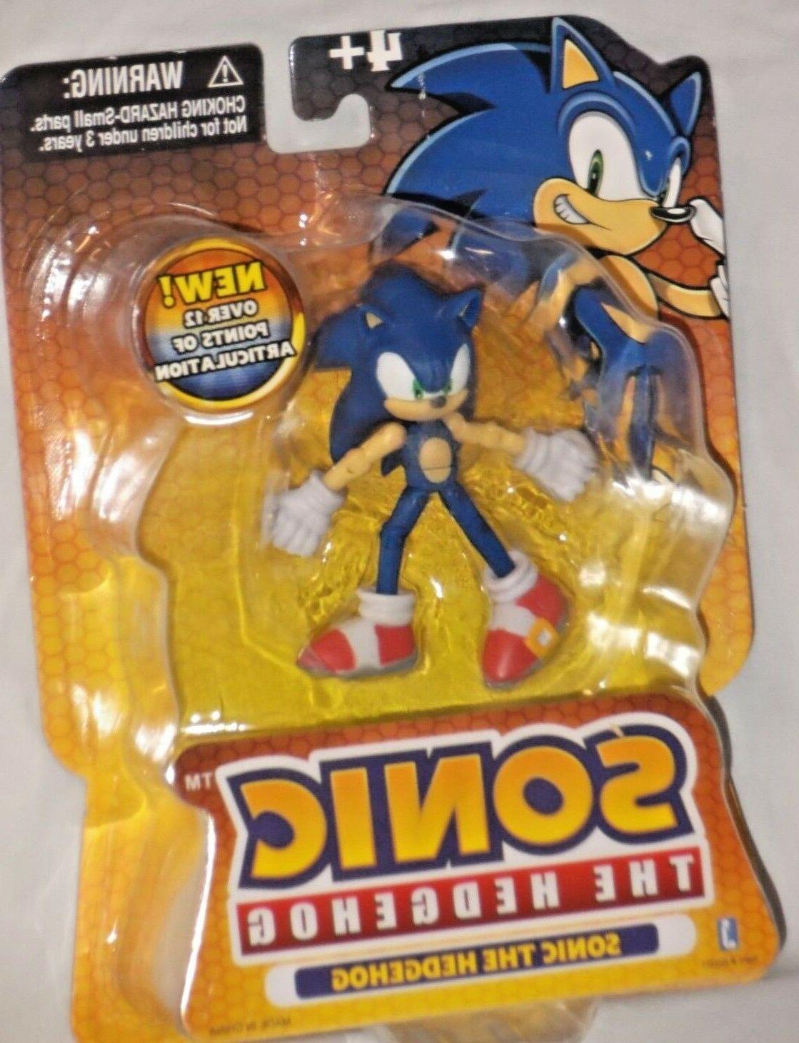 JAZWARES SONIC action figure 4x - TAILS Poseable