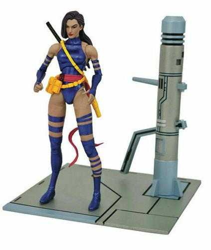 Marvel Select Action Figure - Psylocke
