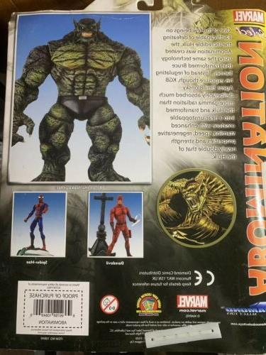 Marvel Select Abomination Figure