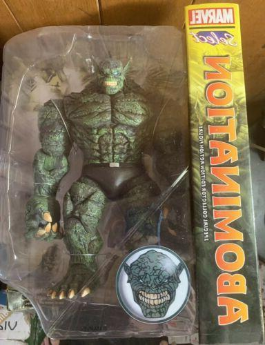 select abomination action figure moc