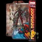 Marvel Select LADY DEADPOOL Action Figure Diamond Select Toy