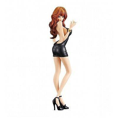 SEXY Figure FUJIKO MINE black tracksuit Groovy Baby Shot IV