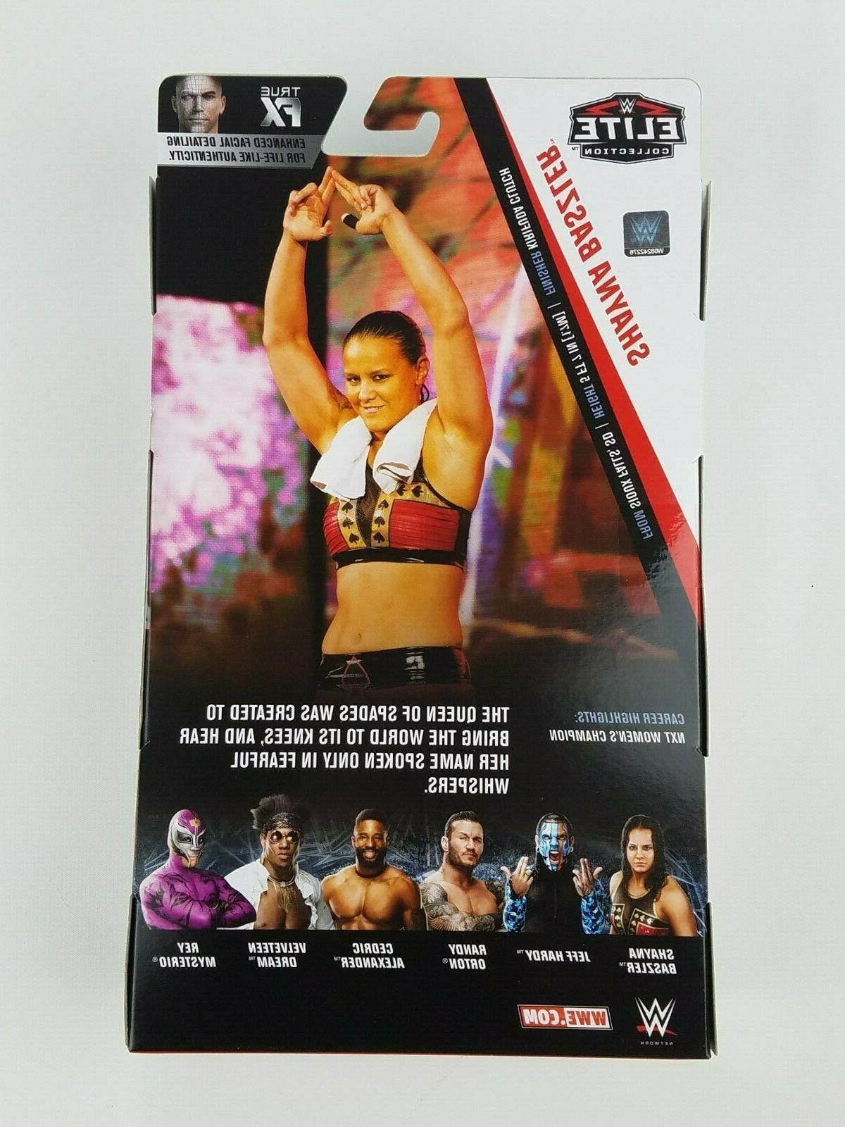 Shayna Baszler - Wrestling