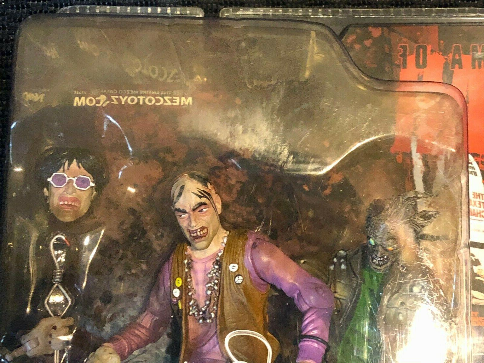 Signed Of Texas Chainsaw Massacre 2 Figure