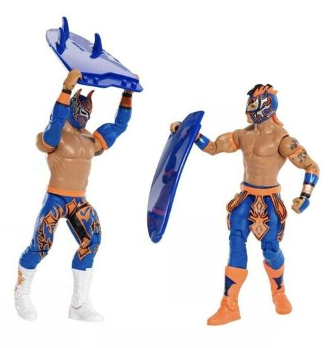 WWE & Kalisto Battle Smack Down Action New