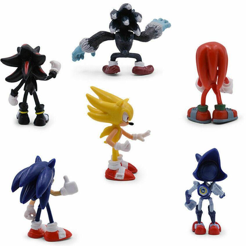 Sonic Shadow 6 Figure Topper figure