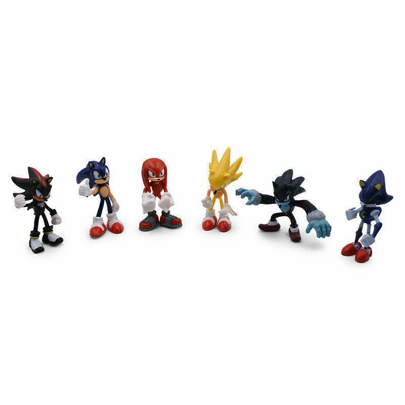 Sonic The Hedgehog Shadow Figure Toy figure