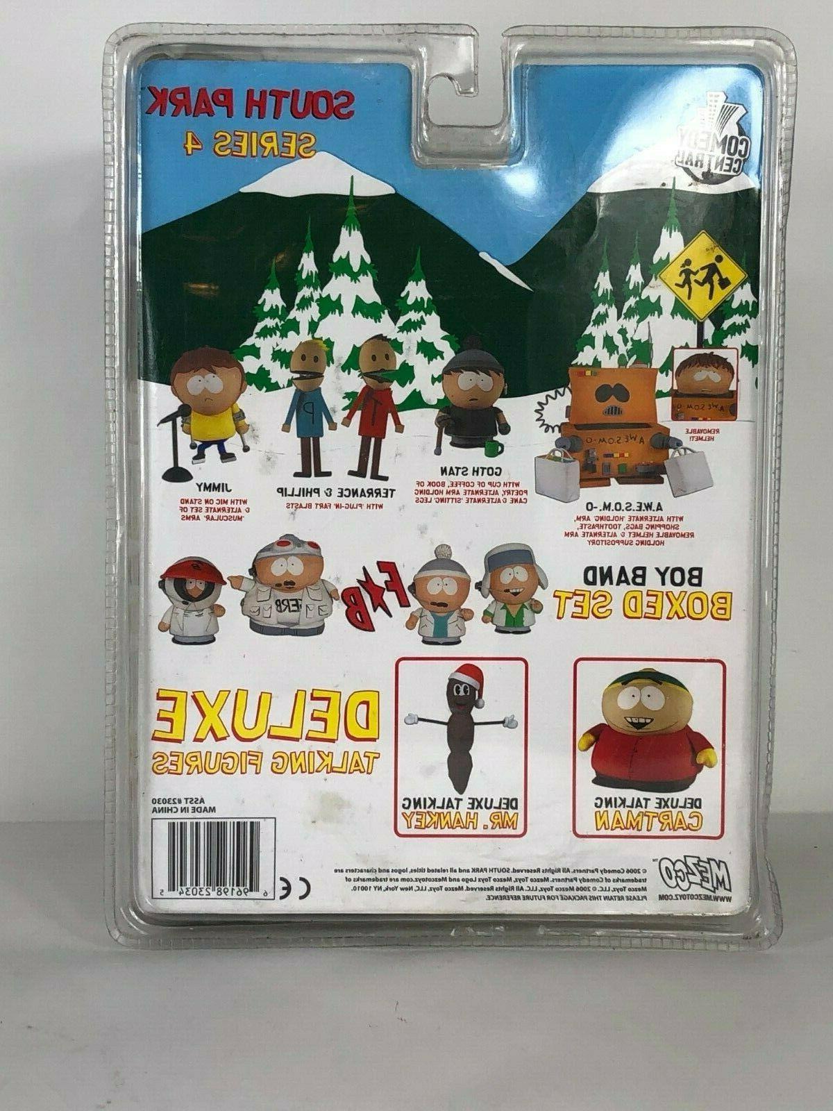 South Park Mezco Figures Four