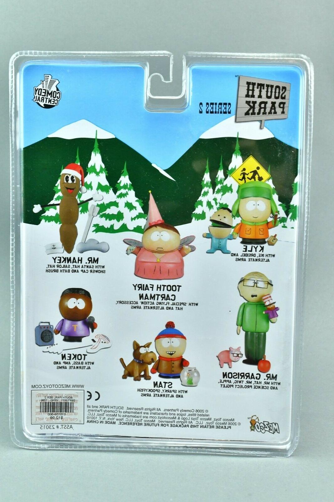 South Park Hankey Series 2 Figure MOSC
