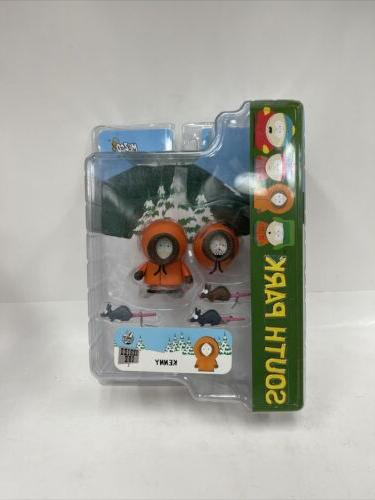 south park series one 1 kenny action