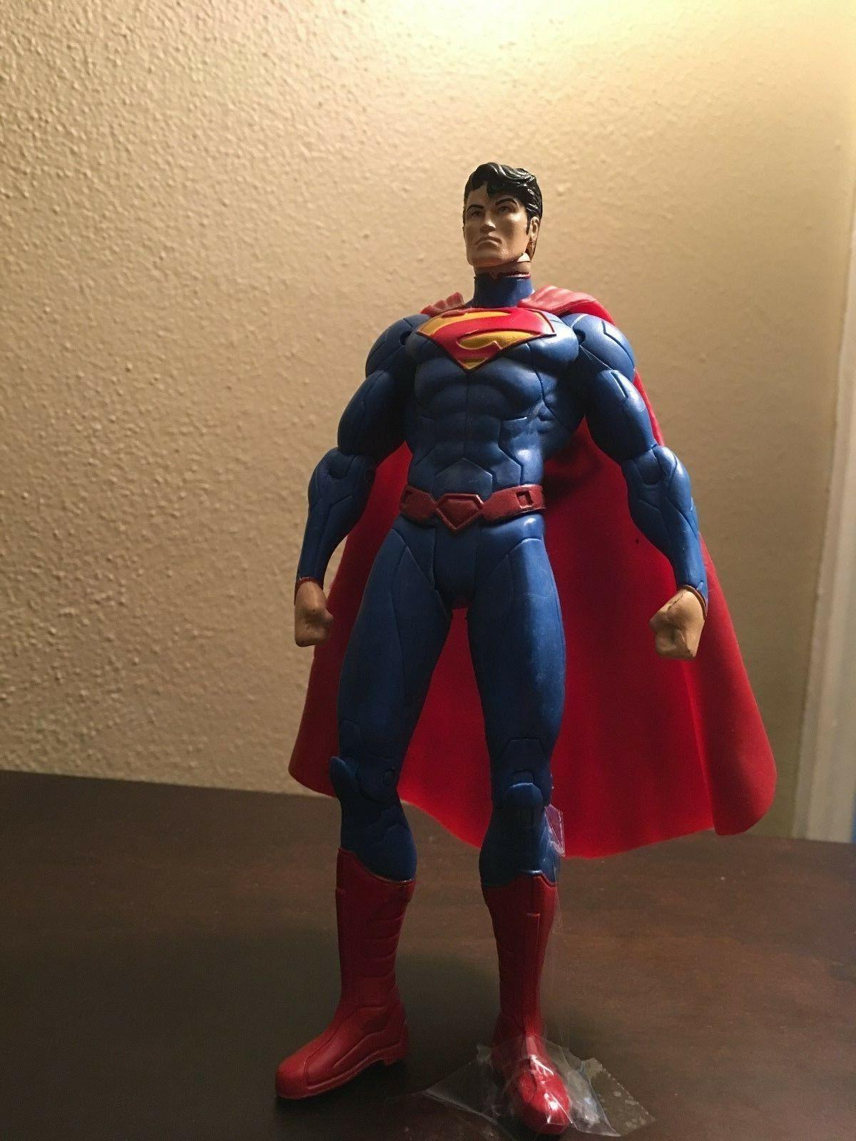 special price superman action figure new 7