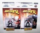 """SPIDER-MAN 2099 & VENOM Nano Metalfigs 1.65"""" Die-Cast Figure"""