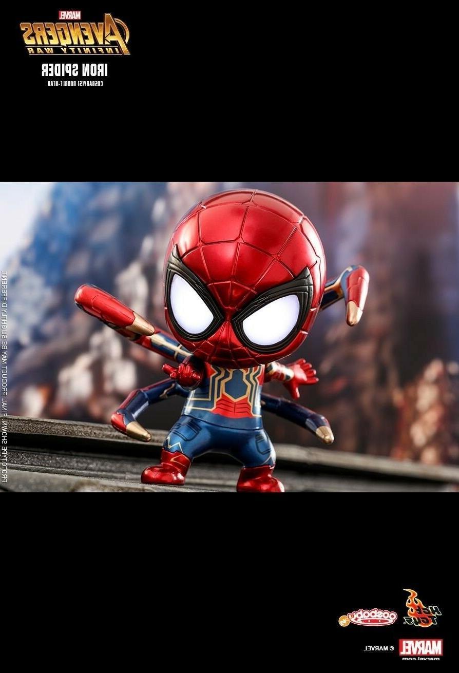Spider-Man Bobblehead Decor Toy
