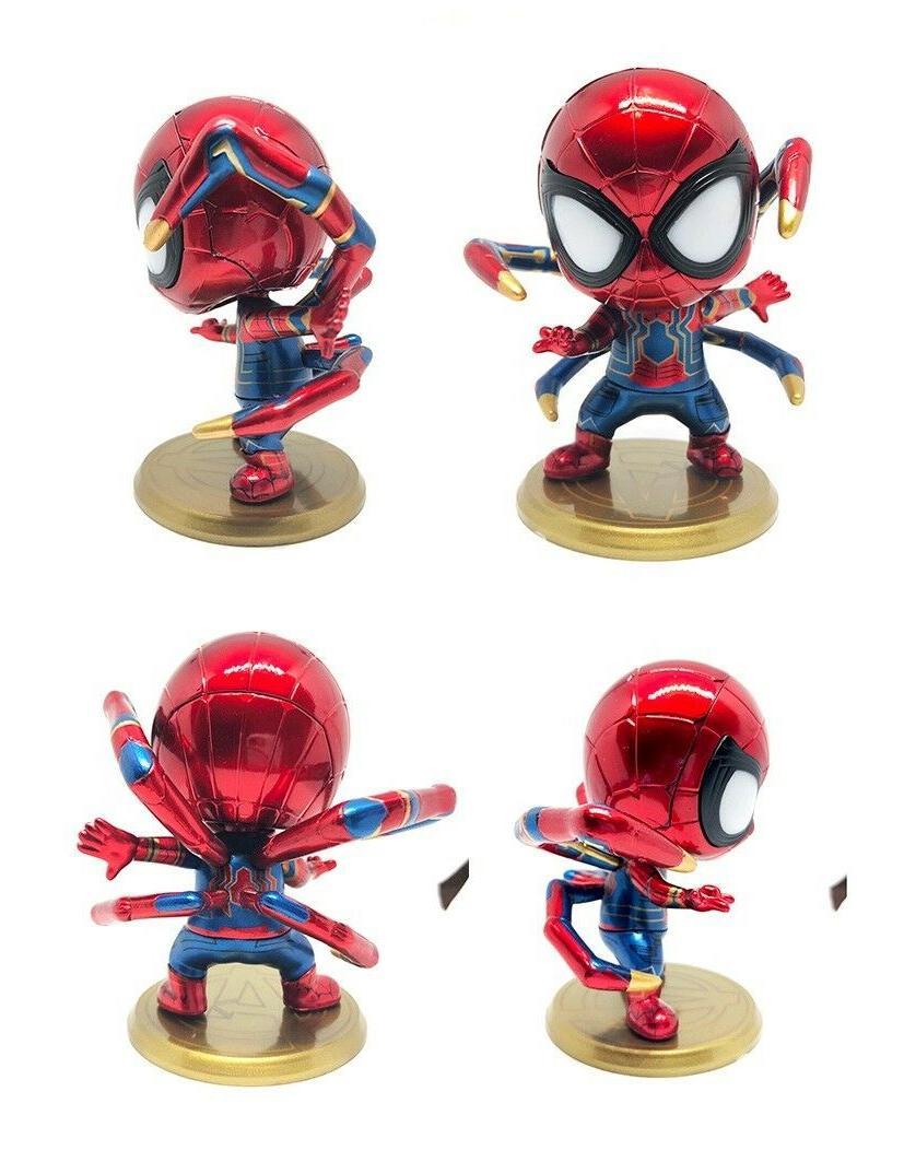 Spider-Man Magnet Sticker Home Decor Toy