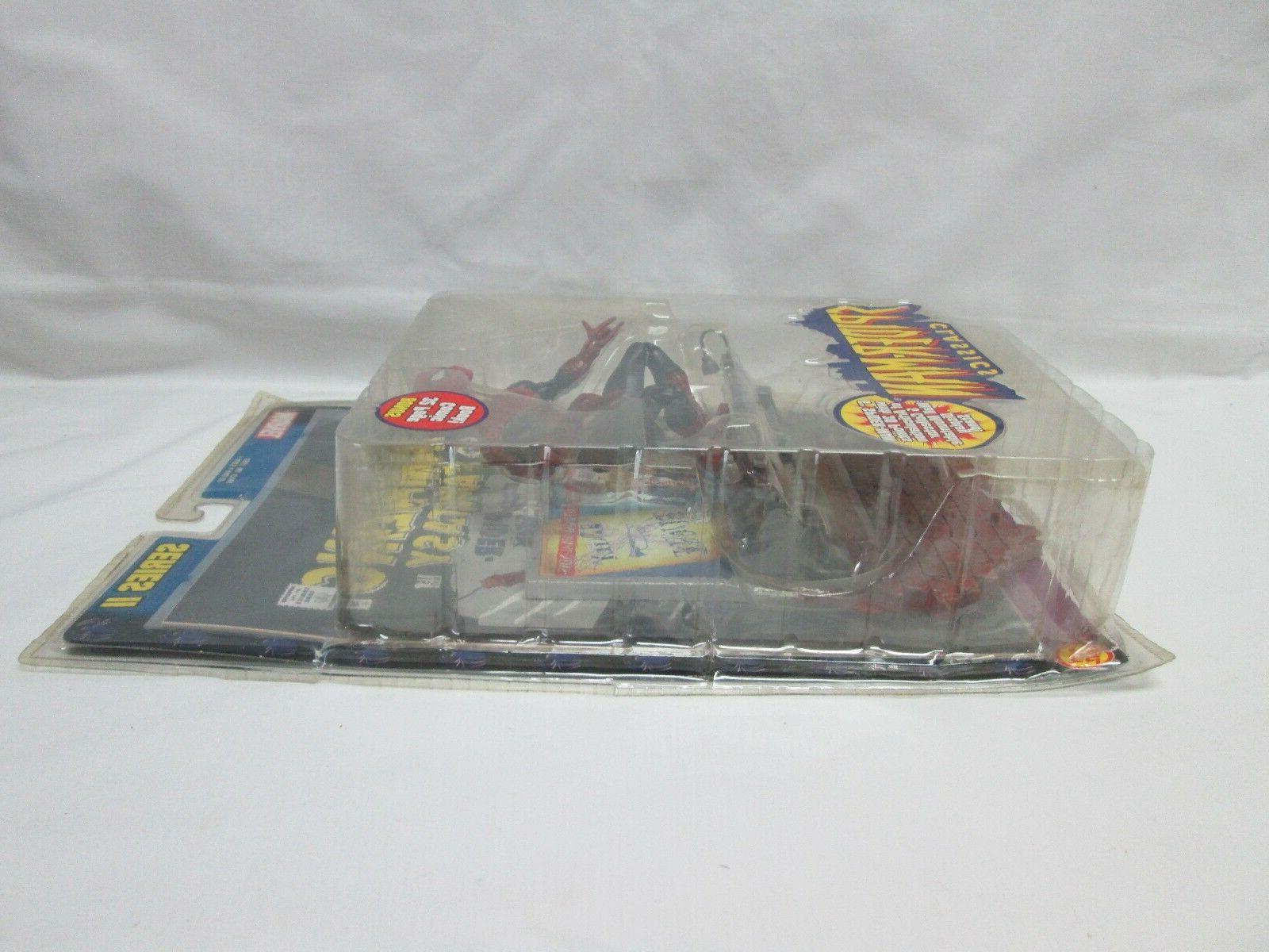 SPIDER Classics Figure MARVEL 2001 Toy Biz