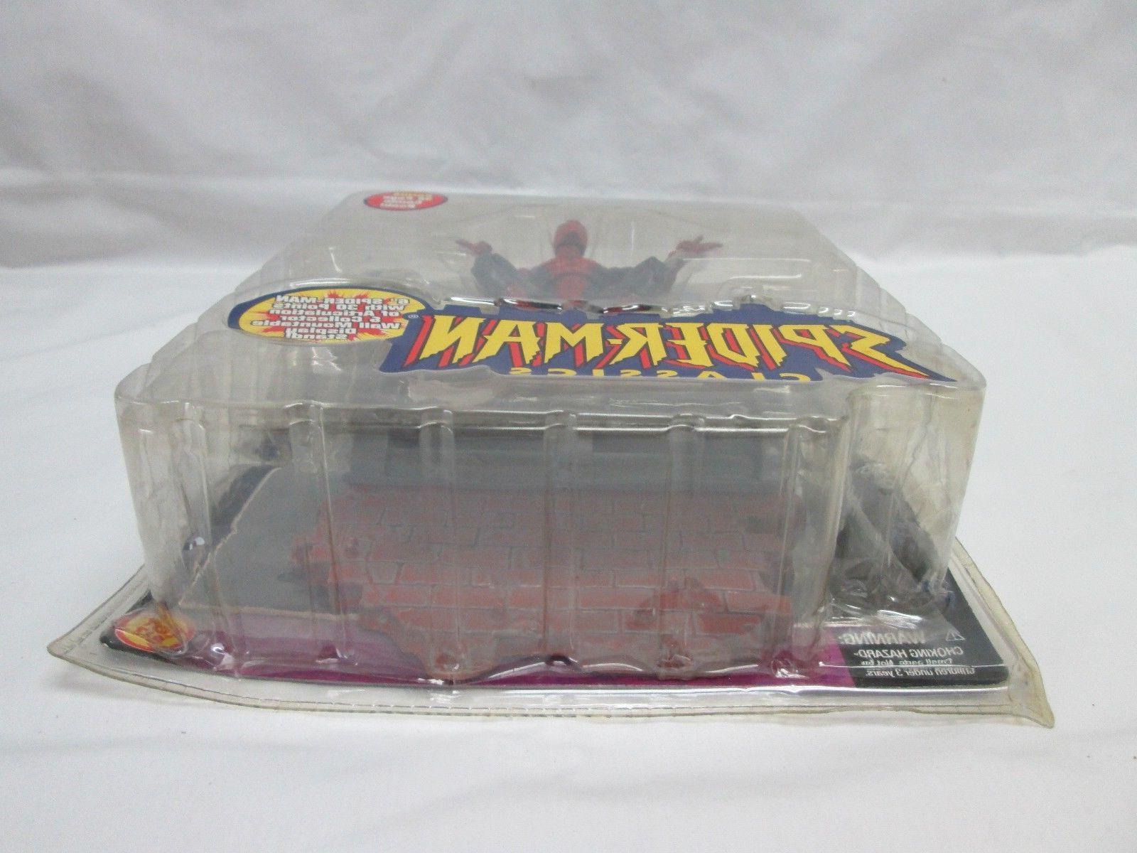 SPIDER Classics Figure SERIES II MARVEL 2001 Toy