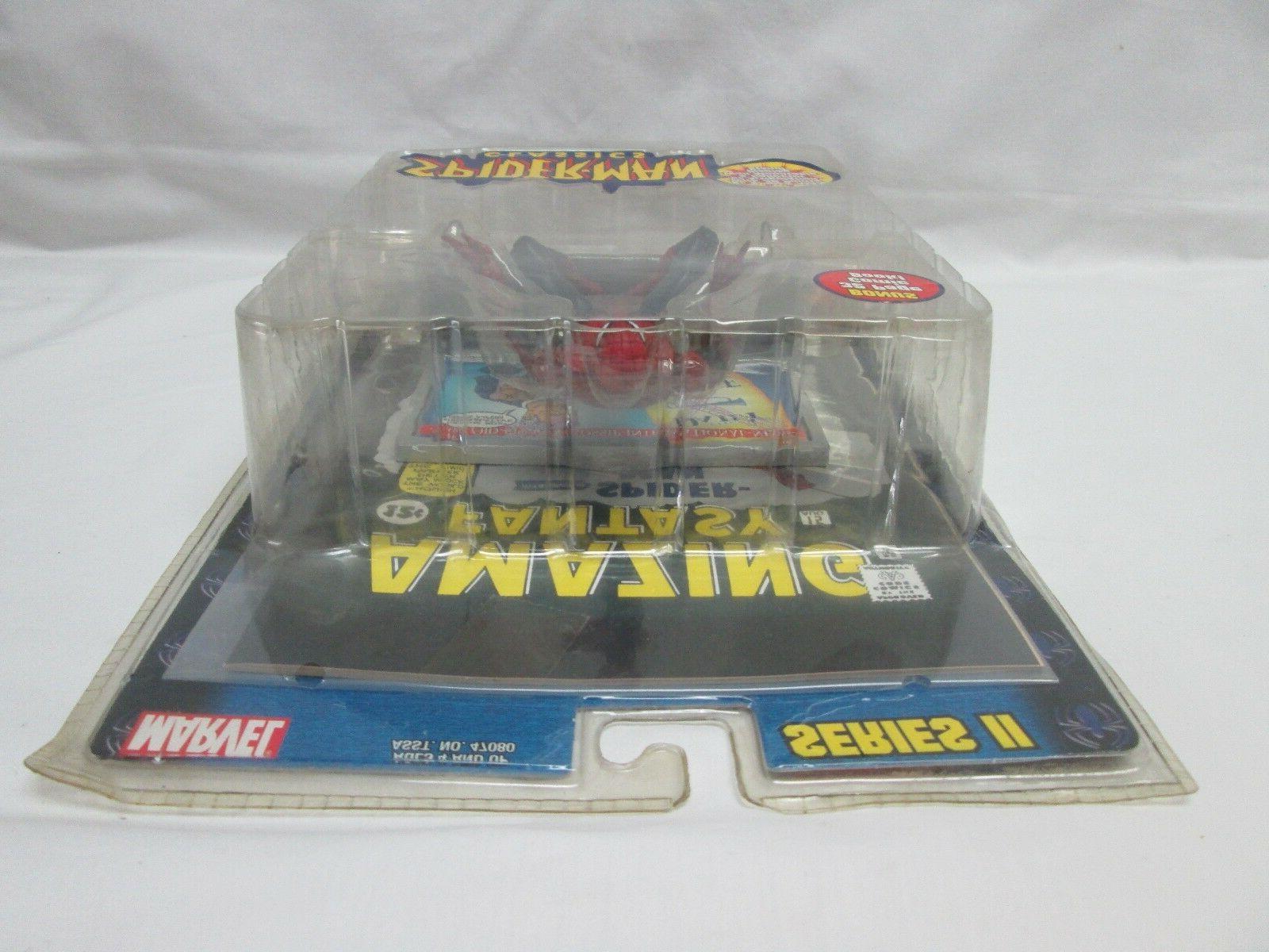SPIDER MAN Classics 2001 Toy