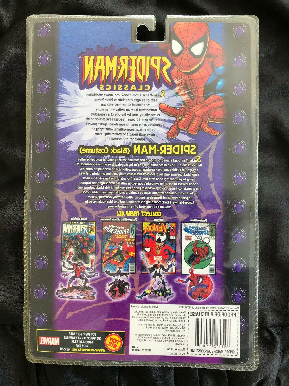 """Spider-man COSTUME SPIDER-MAN 6"""" Action"""