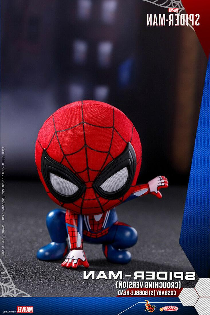 Hot Toys Spider-Man Bobble-Head Action Figure