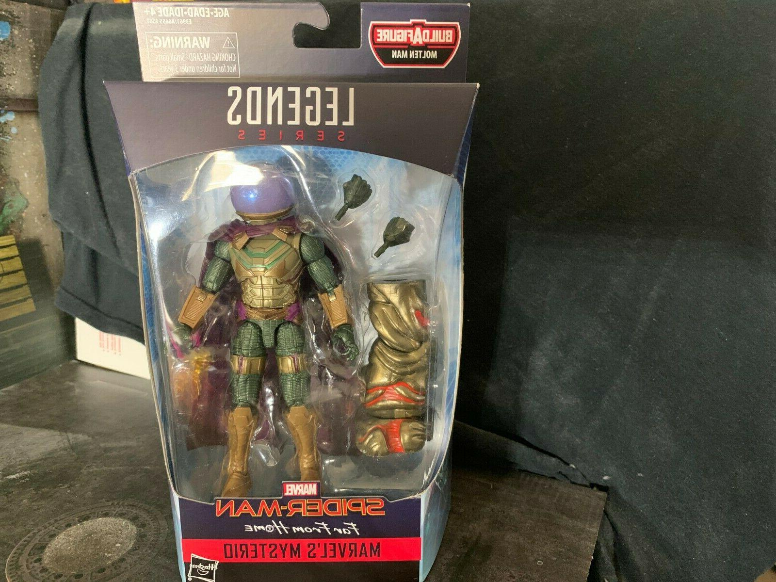 """Marvel Legends Spider-Man Far From Home MYSTERIO 6"""" Figure B"""