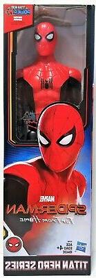 Marvel Spider-Man: Far From Home Titan Hero Series Spider-Ma