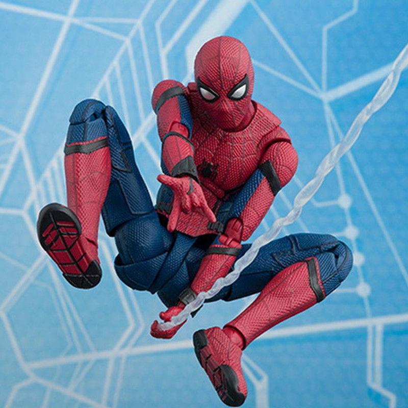 Spider-Man Spiderman Action Toy Kid
