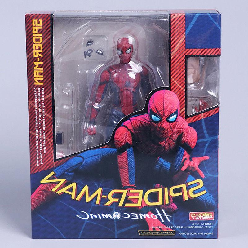 Spider-Man Homecoming PVC Action Figure Toy