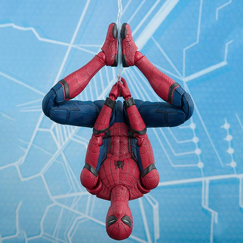 Spider-Man Action Model Toy Xmas
