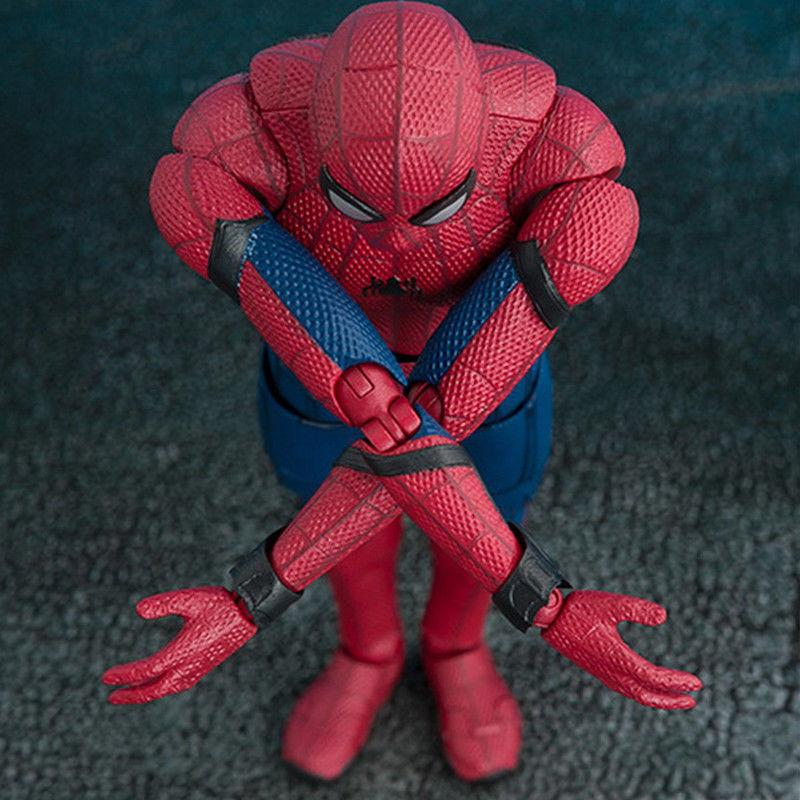 Spider-Man Homecoming PVC Action Collectible Toy Kid