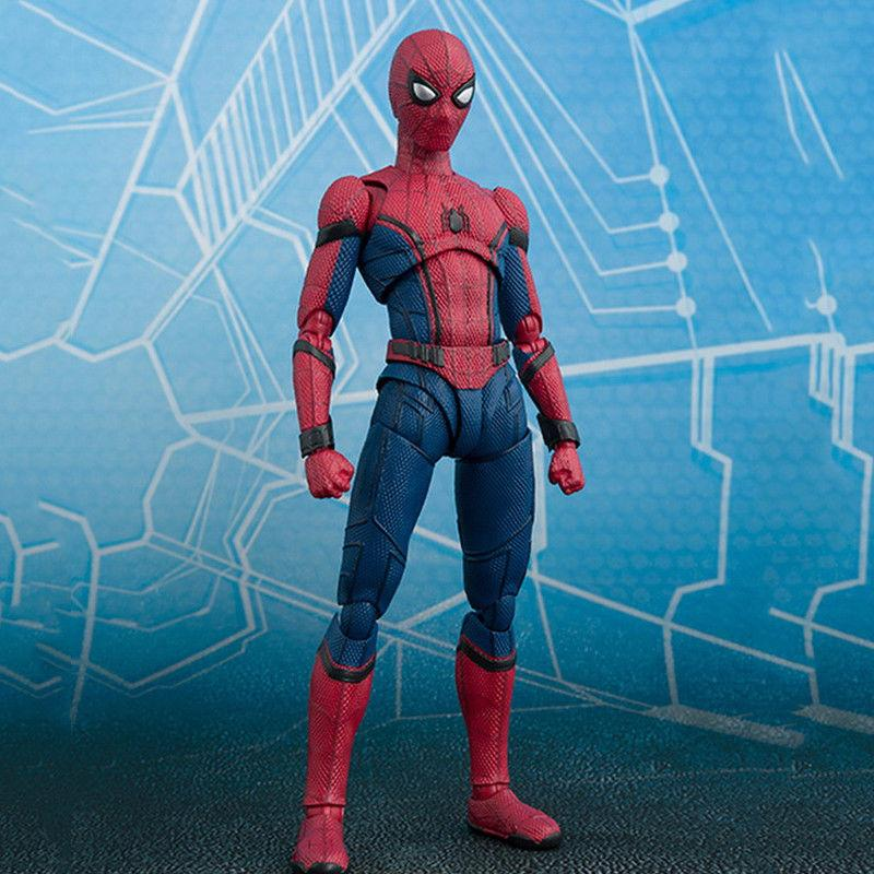 Spider-Man Spiderman Action Model Toy Xmas