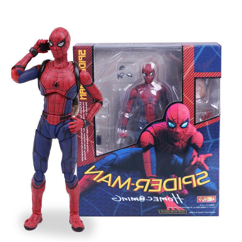 spider man homecoming pvc action figure collectible